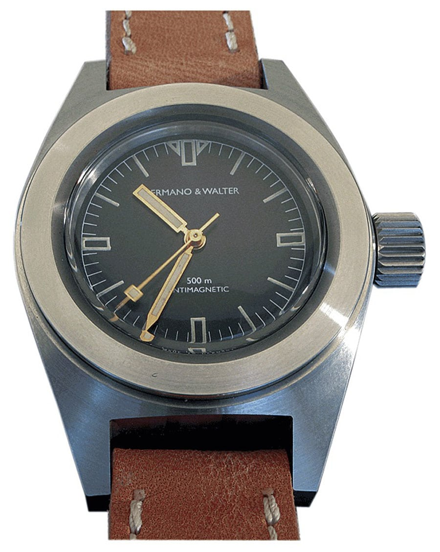 Uhren-Ikone und ihre Alternativen: Germano & Walter 500M