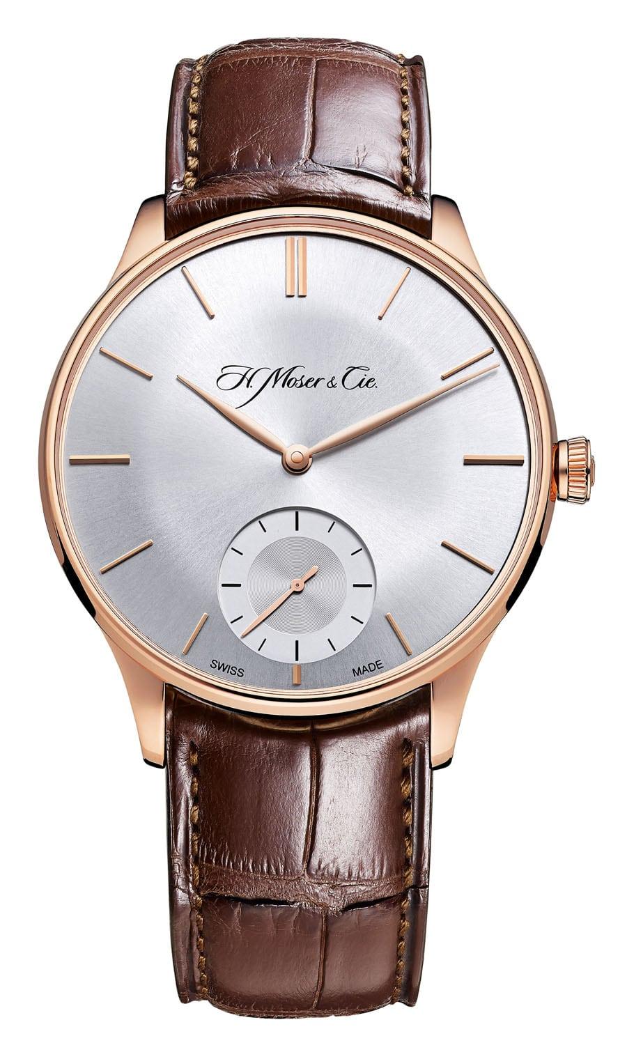 Uhren-Ikonen und ihre Alternativen: H. Moser & Cie. Venturer Small Seconds