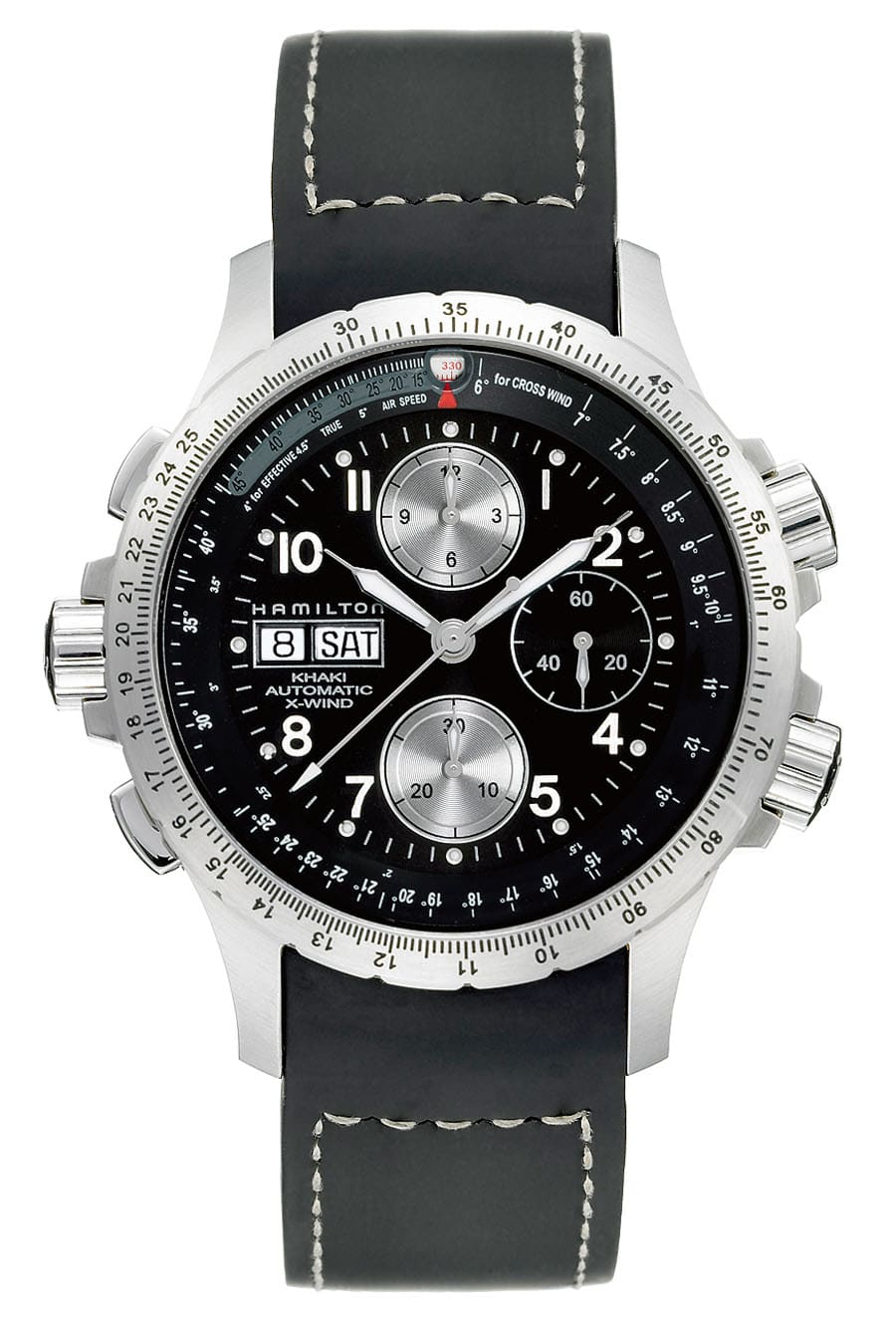 Uhren-Ikonen und ihre Alternativen: Hamilton Khaki Aviation X-Wind Auto Chrono