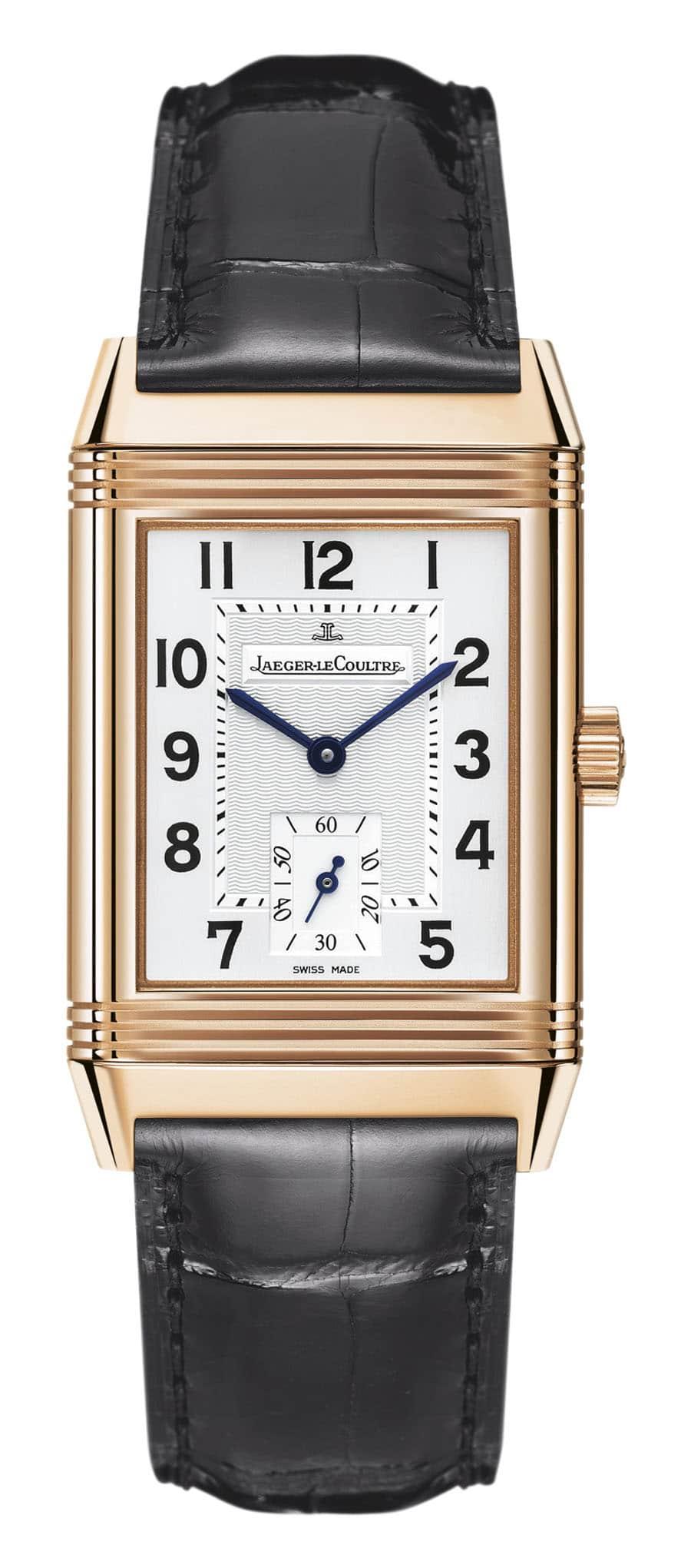Uhren-Ikone #4: Jaeger-LeCoultre Reverso