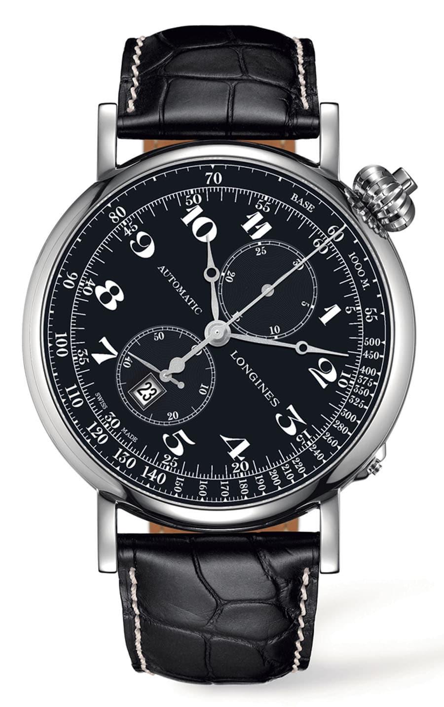Uhren-Ikonen und ihre Alternativen: Longines Avigation Watch type A-7
