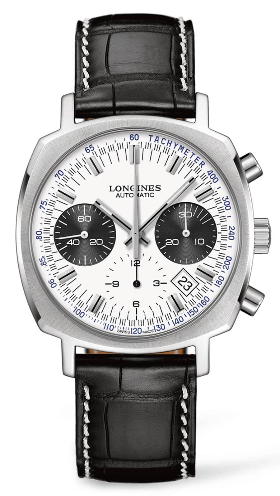 Uhren-Ikonen und ihre Alternativen: Longines Heritage 1973