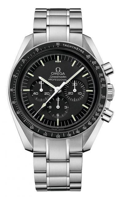 Uhren-Ikone #5: Omega Speemaster Professional Moonwatch