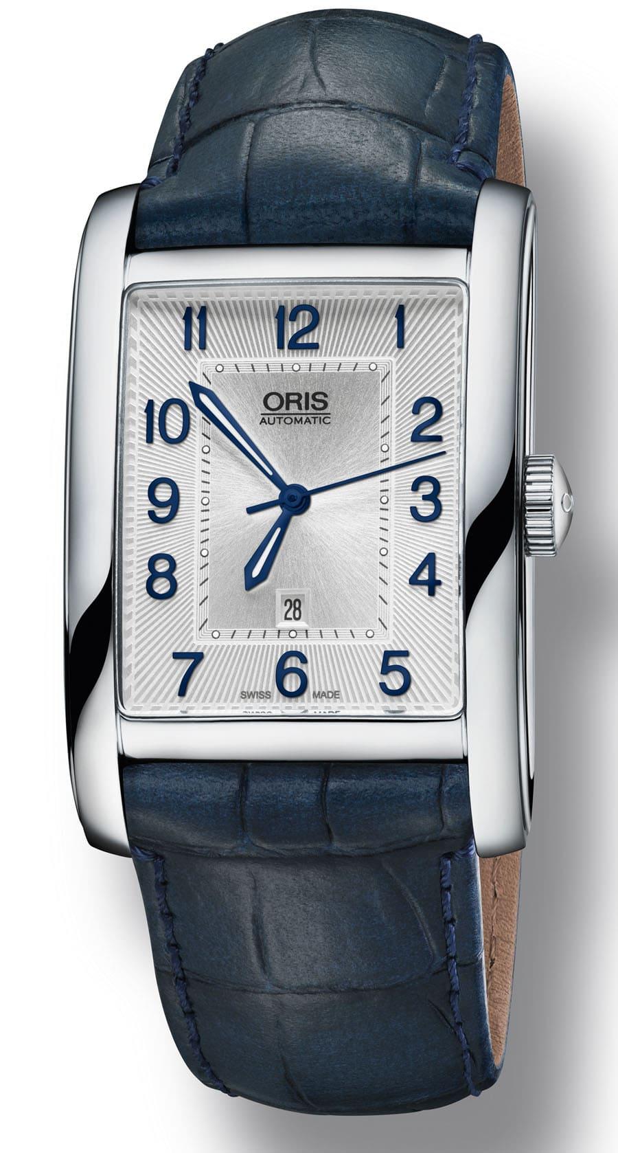 Uhren-Ikonen und ihre Alternativen: Oris Rectangular Date