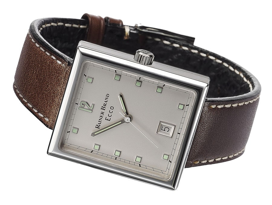 Uhren-Ikonen und ihre Alternativen: Rainer Brand Ecco