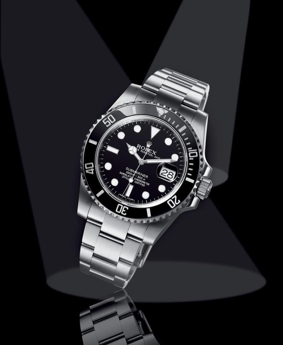 Uhren-Ikone #1: Rolex Submariner