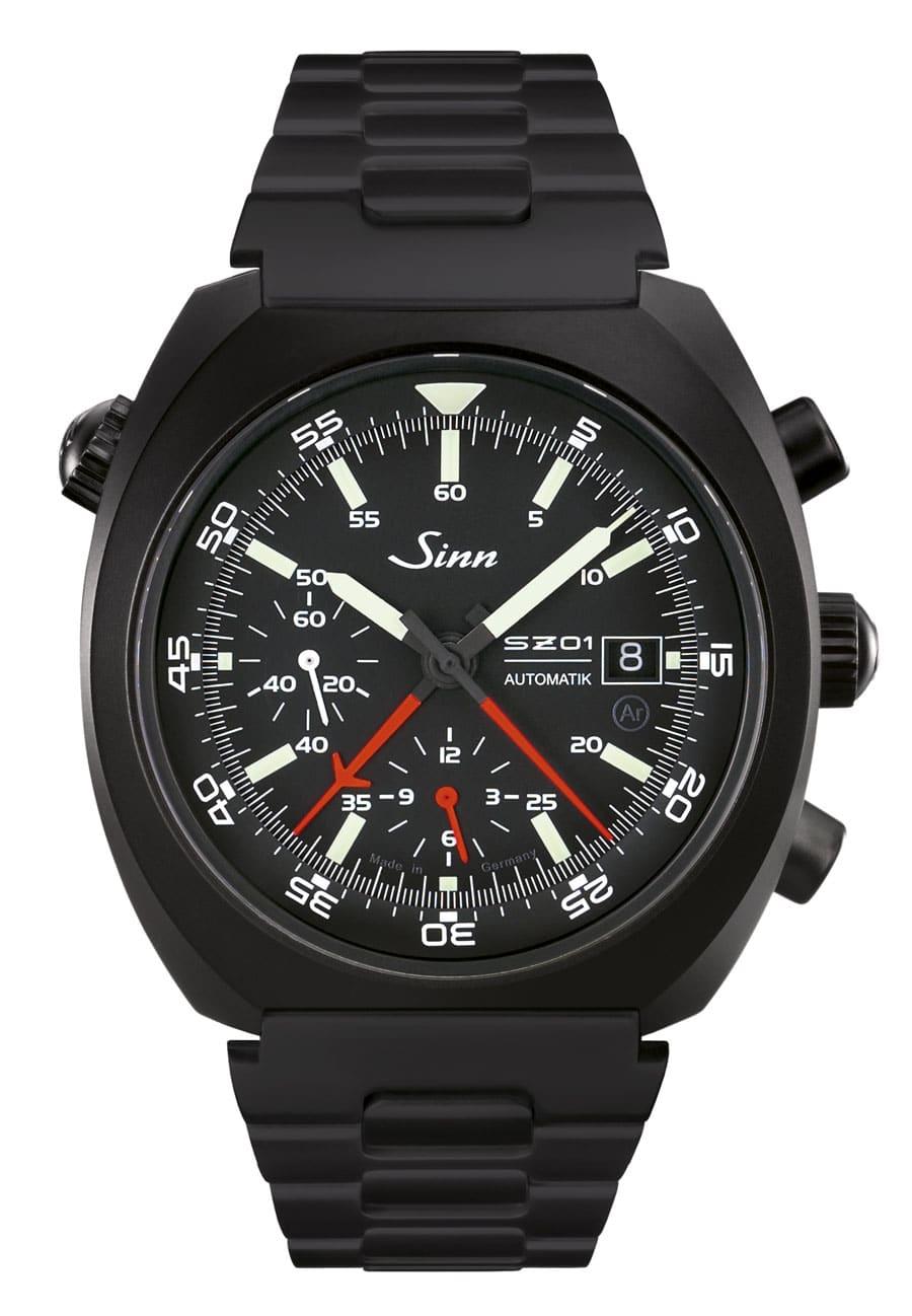 Uhren-Ikonen und ihre Alternativen: Sinn Spezialuhren 140 St S
