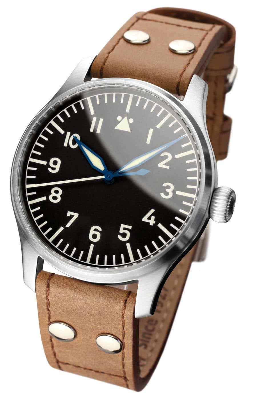 Uhren-Ikonen und ihre Alternativen: Stowa Flieger Klassik 40