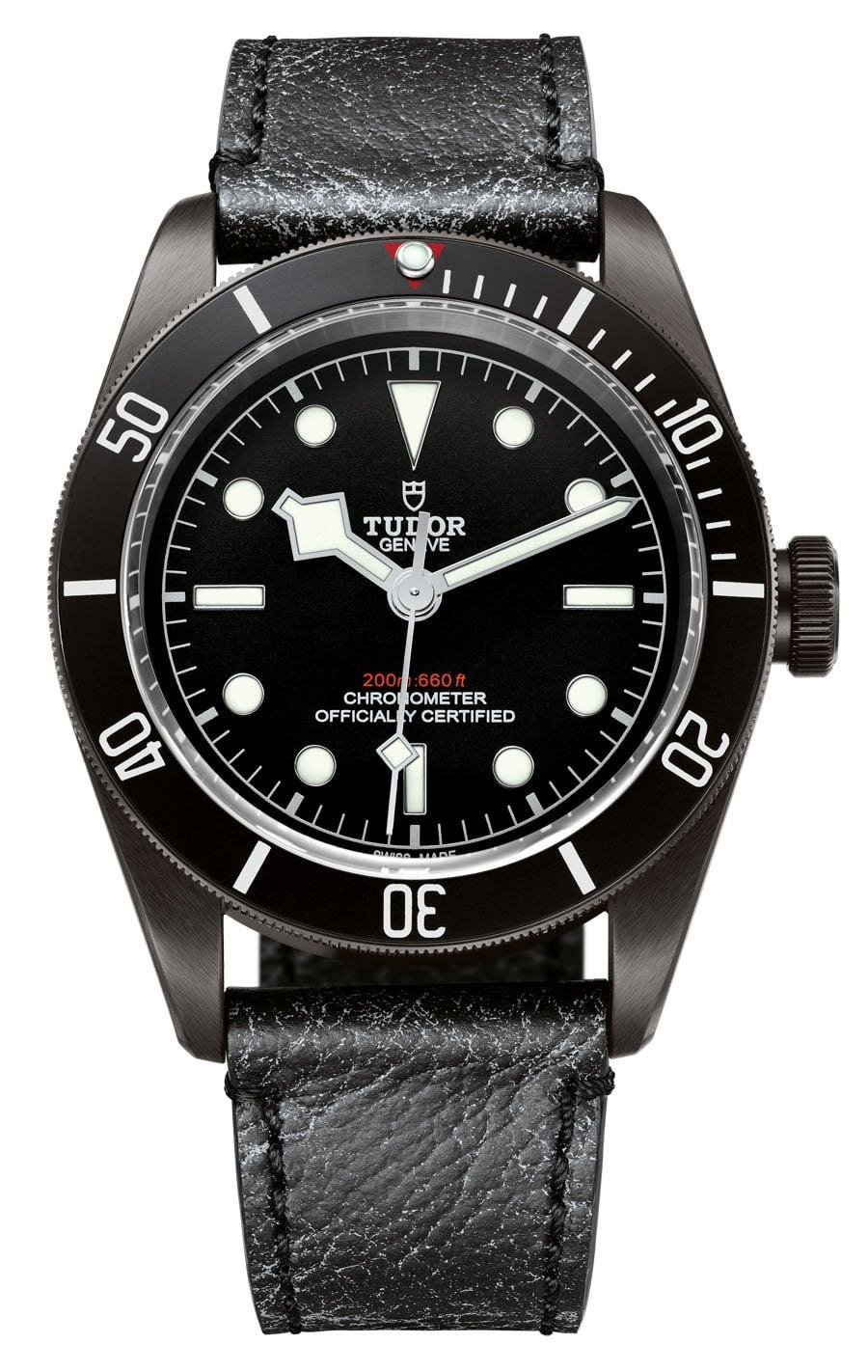Uhren-Ikonen und ihre Alternativen: Die Tudor Heritage Black Bay Dark