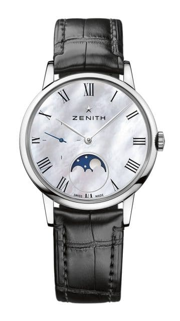 Zenith: Elite Lady Moonphase