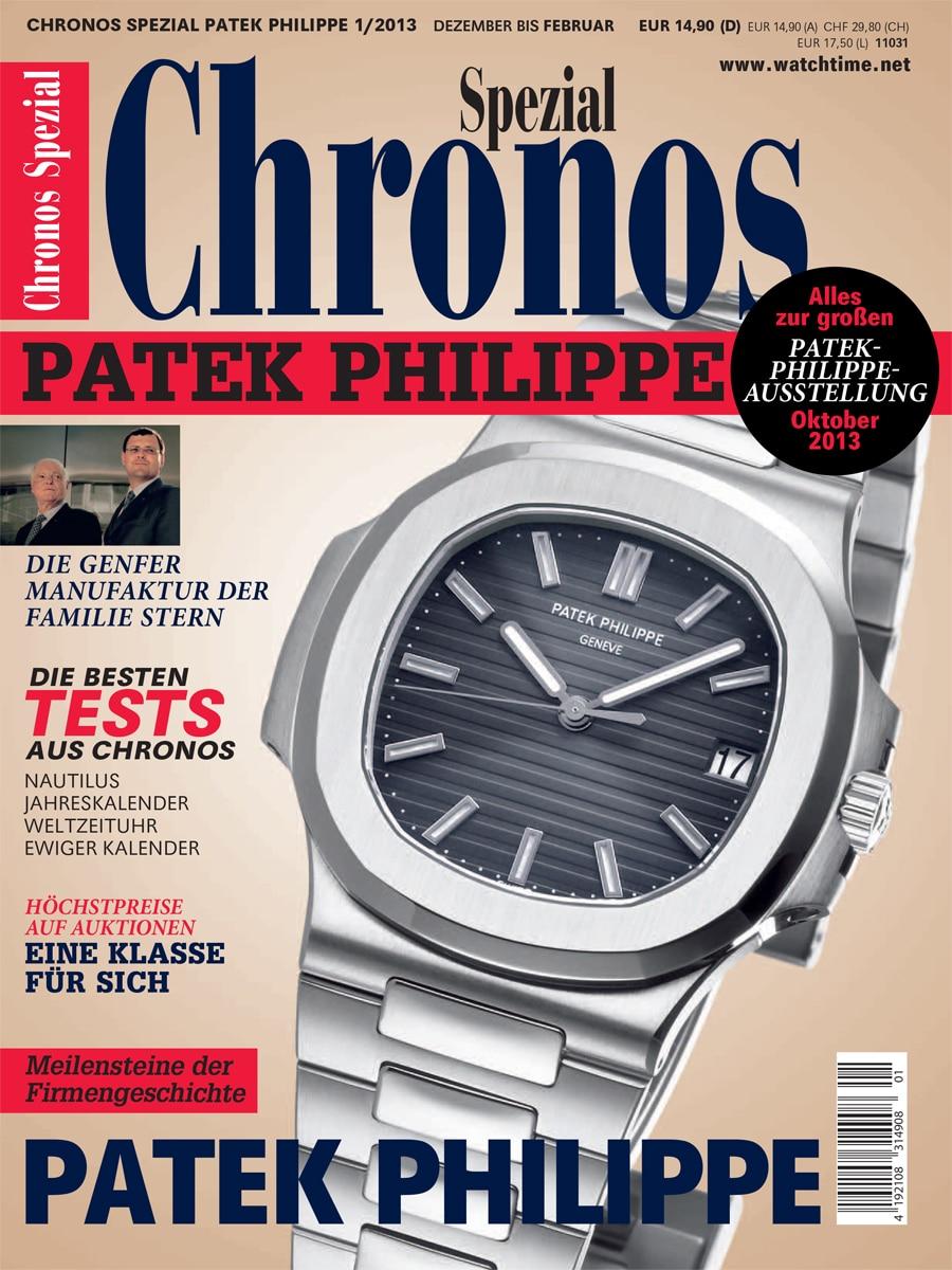 Chronos Spezial Patek Philippe 2013