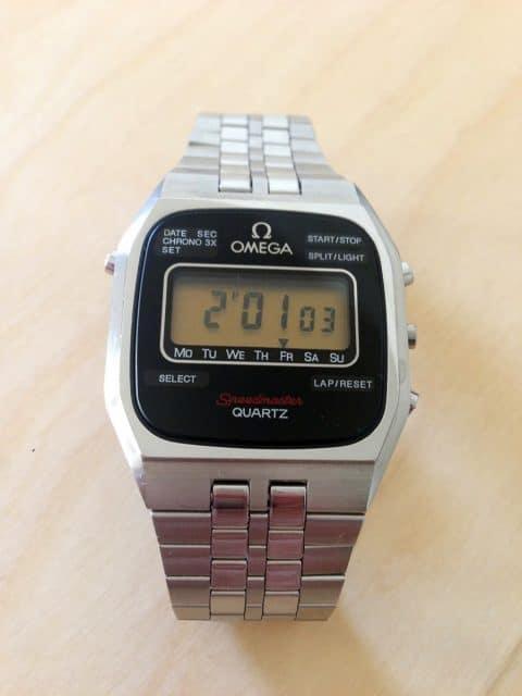 Omega Speedmaster 1620