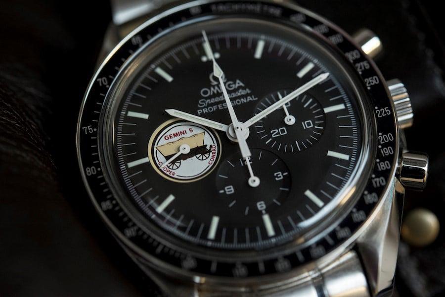 Omega: Speedmaster Professional Gemini V