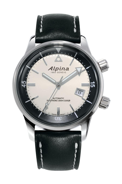 Alpina: Taucheruhr Seastrong Diver Heritage