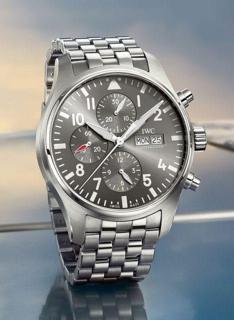 IWC: Fliegeruhr Chronograph Spitfire
