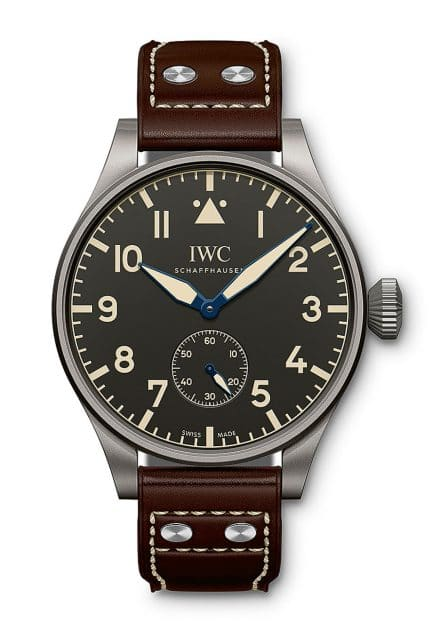 IWC: Große Fliegeruhr Heritage 55