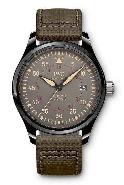 IWC: Mark XVIII Top Gun Miramar