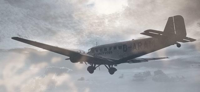 Lufthansa Junkers Ju 52
