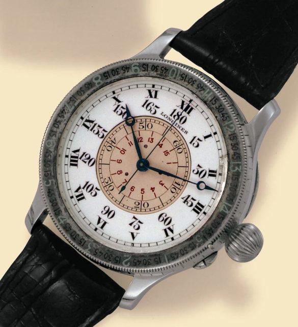Longines: Lindbergh-Uhr von 1930