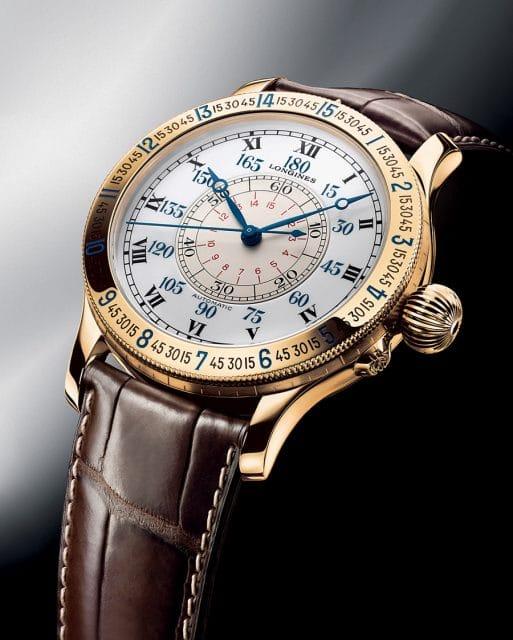 Longines: Lindbergh-Uhr von 2007