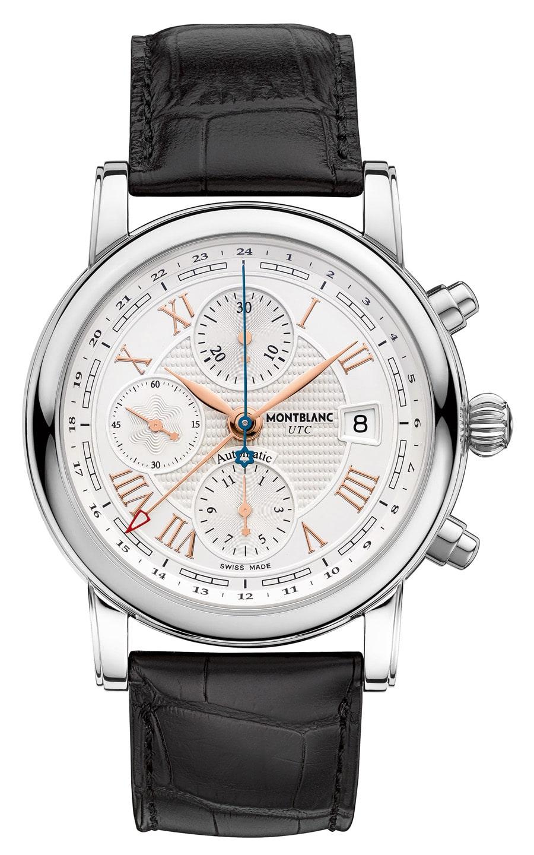 Montblanc: Star Roman Chronograph UTC Carpe Diem Special Edition