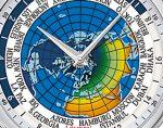 Montblanc: Weltzeituhr