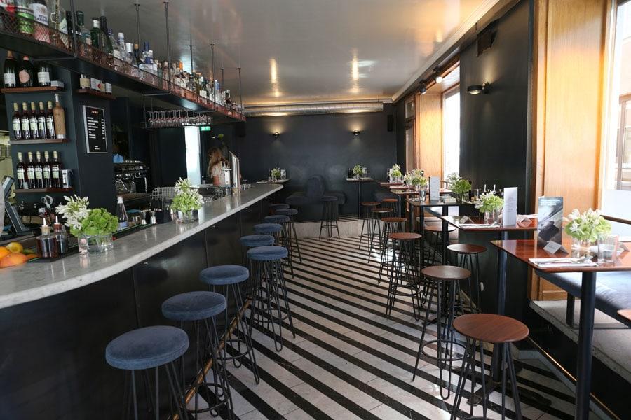 Elyas M'Bareks Bar Paisano in München
