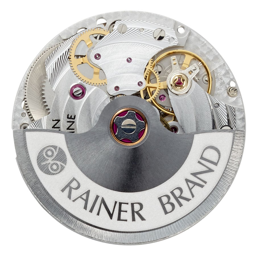 Rainer Brand: Panama take five Werk