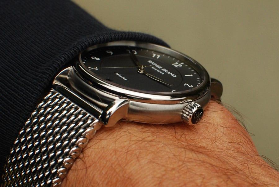 Rainer Brand: Panama take five Wristshot