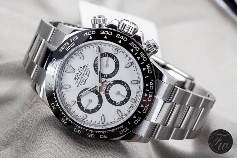 Rolex Daytona Referenz 116500 LN mit Keramiklünette