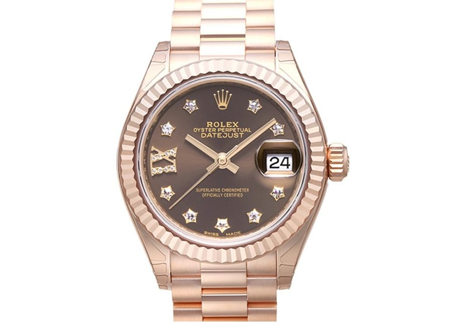 Rolex: Lady-Datejust 28