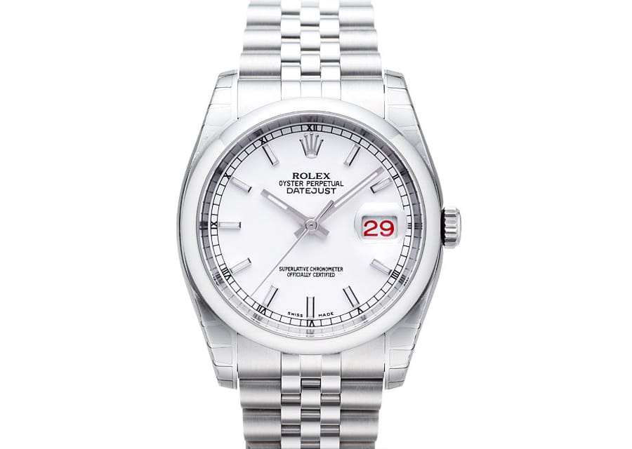Rolex: Oyster Perpetual Datejust