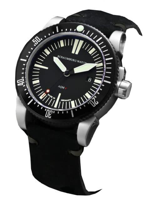 Schaumburg Watch Taucheruhr: Aquamatic 4 ½