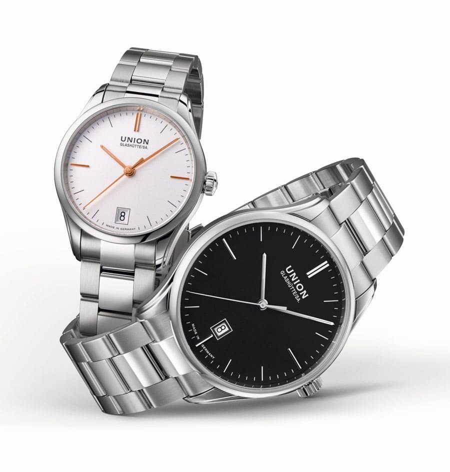 News : Union Glashütte Viro Datum Union-Glashuette-Viro-Datum-Uhrenpaar