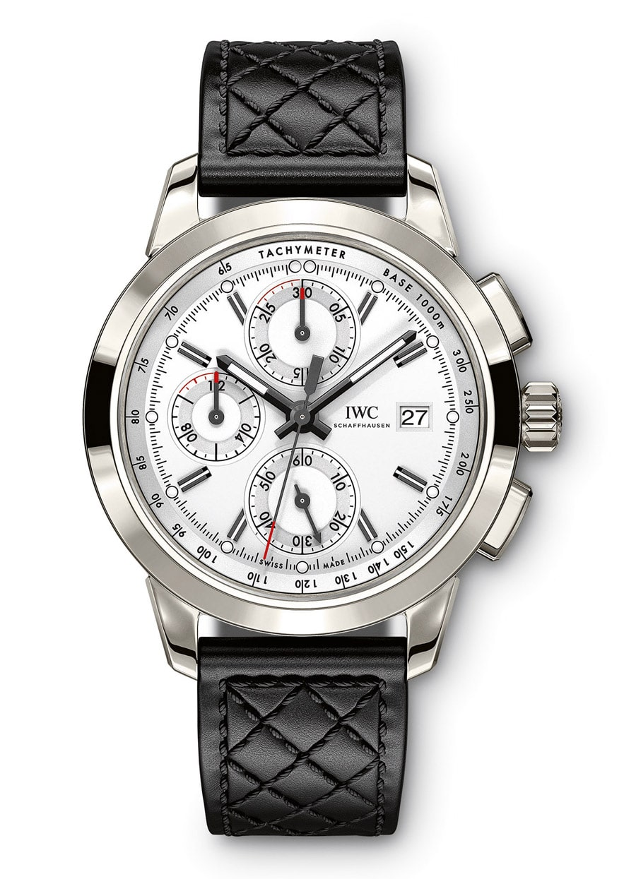 "IWC Ingenieur Chronograph Edition ""W 125"""