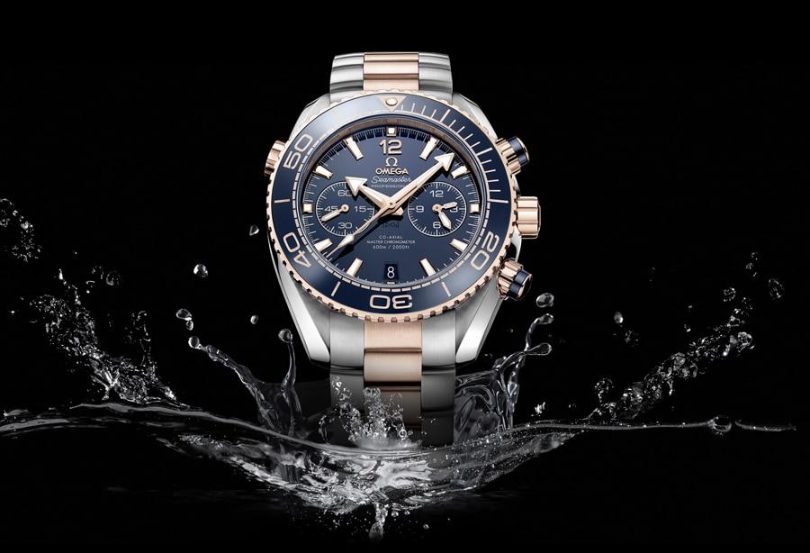 Omega: Seamaster Planet Ocean Chronograph
