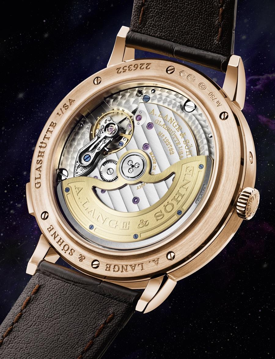 Für 2,90 Euro erfahren Sie alles über die A. Lange & Söhne Saxonia Mondphase