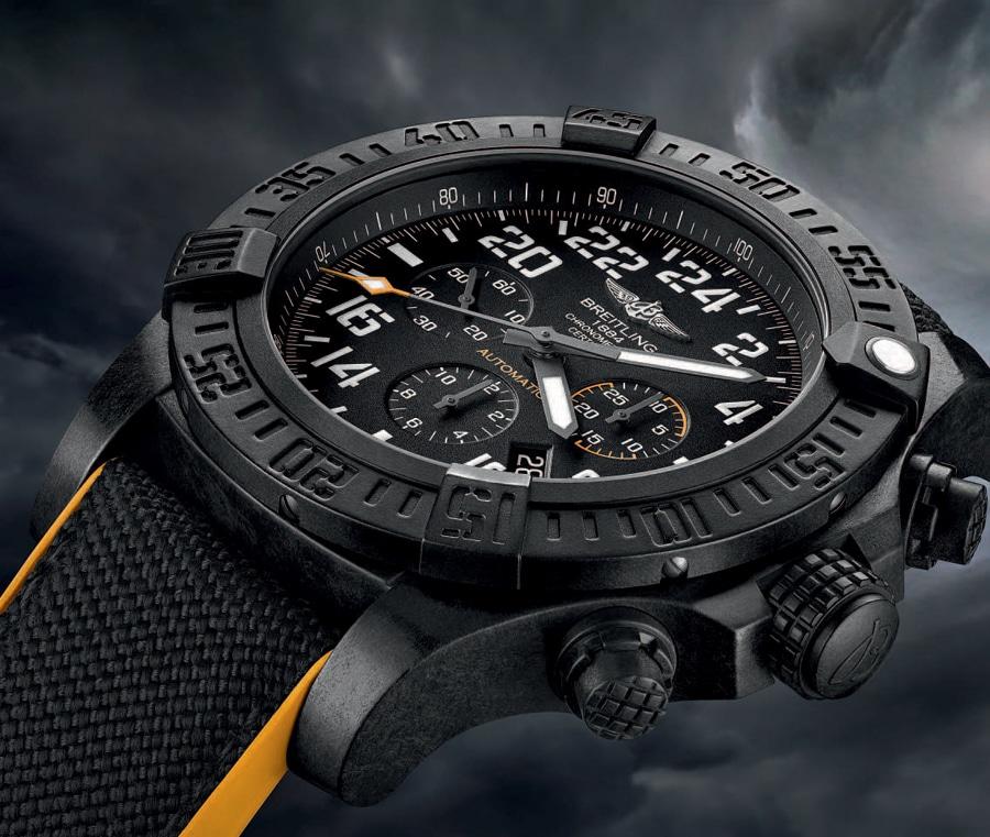 Getestet: die Breitling Avenger Hurricane