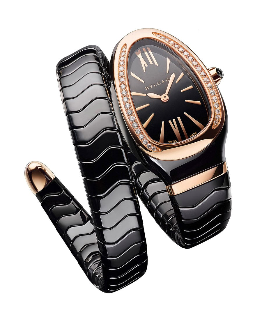 Bulgari: Serpenti Spiga