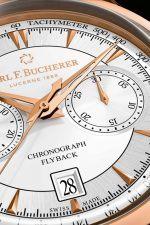 Carl F. Bucherer: Manero Flyback
