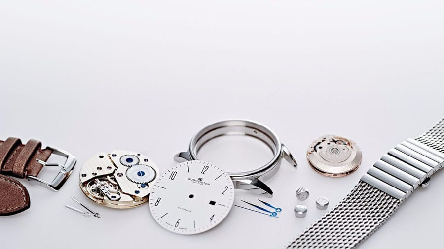 Dürmeister Uhrkomponenten