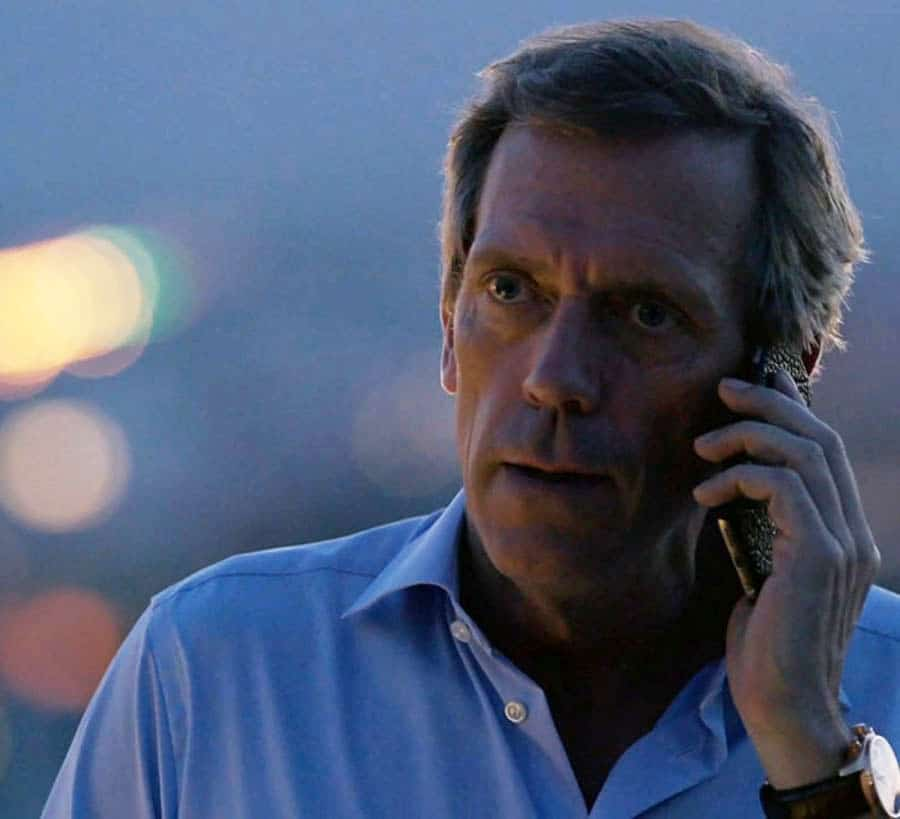"Hugh Laurie spielt Richard Roper in ""The Night Manager"", Foto: TMG"