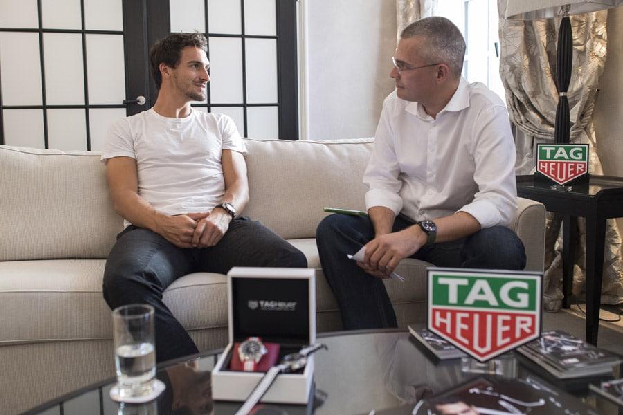 Mats Hummels im Interview mit Rüdiger Bucher