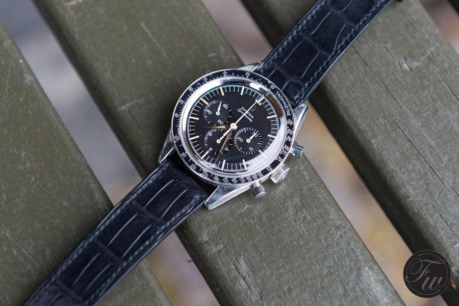 Omega: Vintage-Speedmaster CK2998
