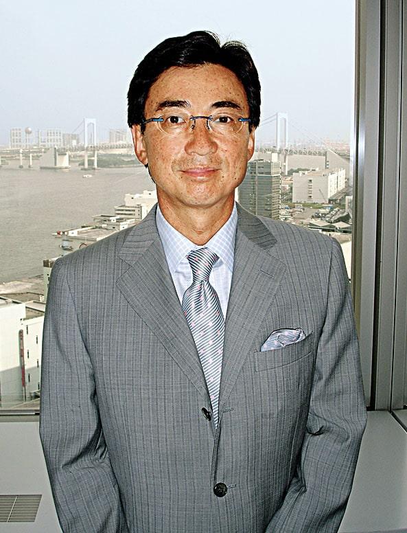 Seiko-CEO Shinji Hattori