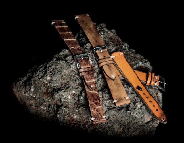 Handwerkskunst: Zu einer schönen Manufaktur-Uhr passen keine Armbänder aus industrieller Fertigung