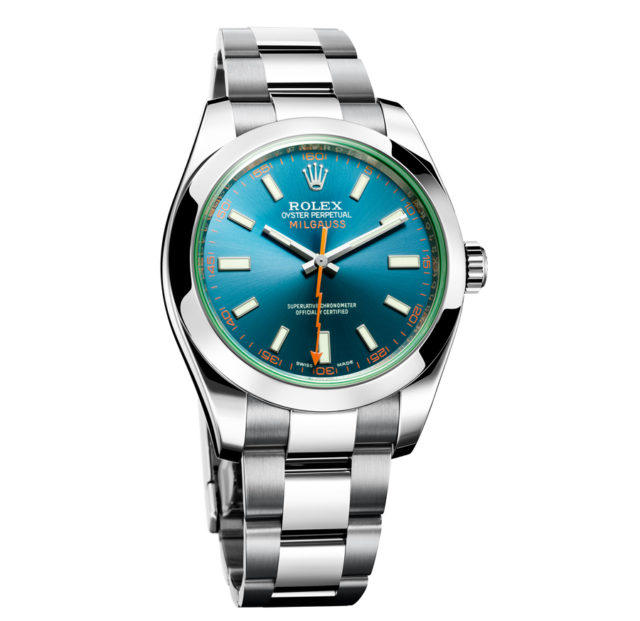 Rolex: Oyster Perpetual Milgauss