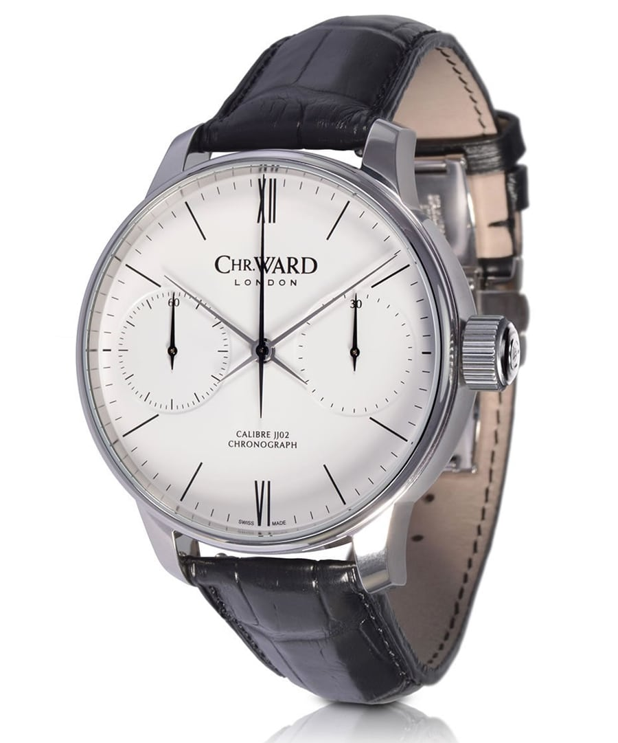Christopher Ward C900 Mono-Pusher Chronograph