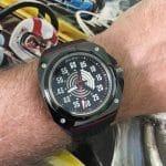 Gorilla: Fastback Wristshot