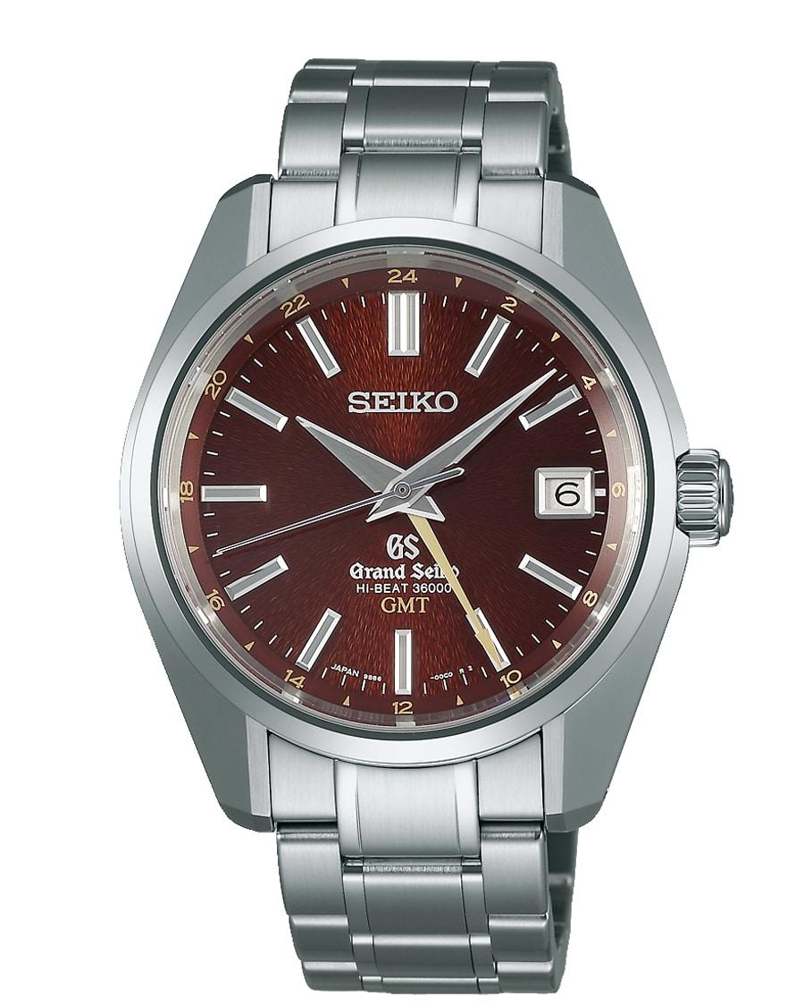 Seiko: Grand Seiko Hi-Beat 36000 GMT Limited Edition